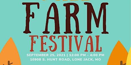 Fall Farm Fest tickets