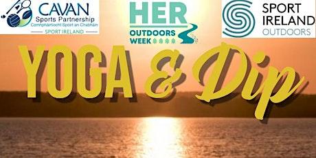 Yoga & Dip at Lough Sheelin tickets