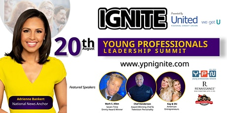 IGNITE - Young Professionals Leadership Summit tickets