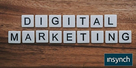 Digital Marketing Strategy for Managers and Business Owners tickets