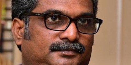 PTC Online Translation Workshops: Sri Lankan poet Nillanthan tickets