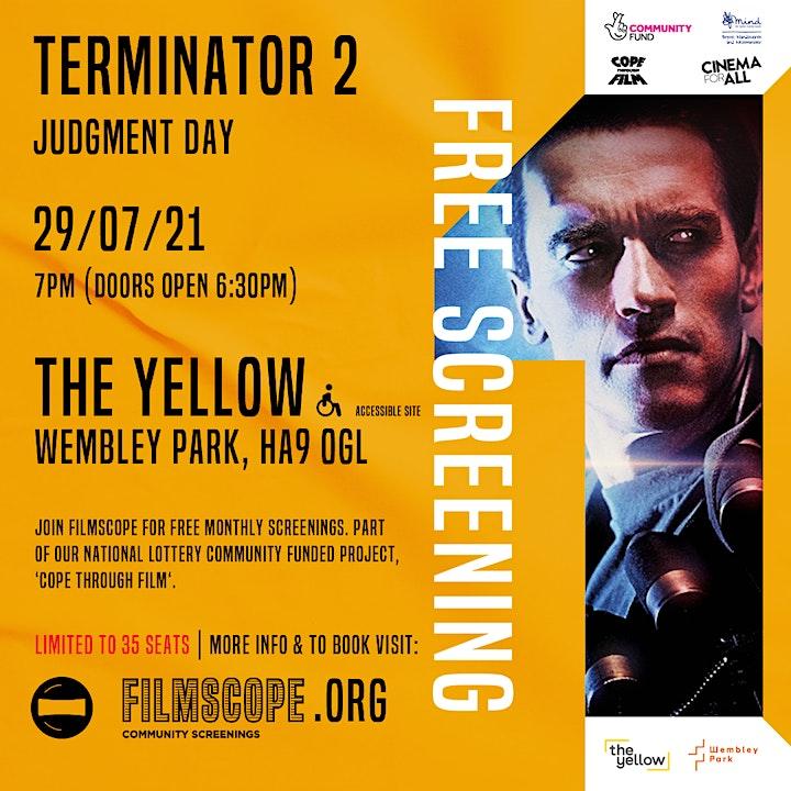 Terminator 2: Judgment Day - FREE Screening image