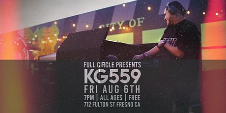 KG559 at Full Circle Brewery District tickets