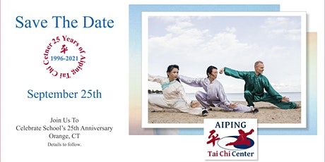 Aiping Tai Chi 25th Anniversary Celebration tickets