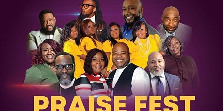 Praise Fest Musical 2021 tickets