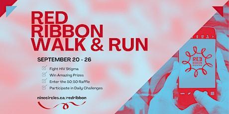 2021 Red Ribbon Walk & Run tickets