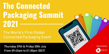 The Connected Packaging Summit tickets