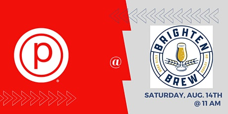 Pure Barre Pop-Up Class at Brighten Brewing Co. tickets