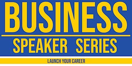 Business Speaker Series: Madeline Geffert '18 tickets