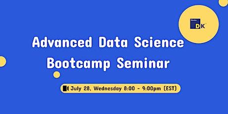Data Science Bootcamp Seminar tickets