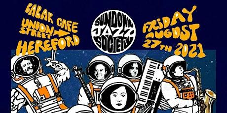 Sundown Jazz Society at Babar Cafe tickets