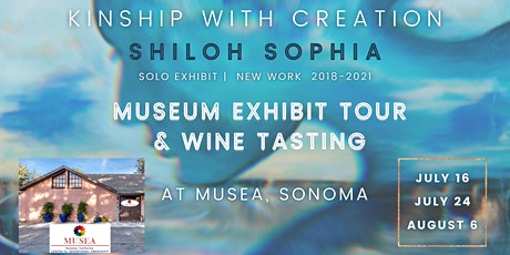 Kinship With Creation Museum Exhibit Tour + Wine Tasting tickets
