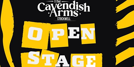 Open Stage night tickets