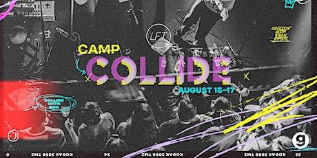 Camp Collide 2021 tickets