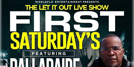 The Let it Out Live Show presents 1st Saturdays ~ Live Band Edition~ tickets
