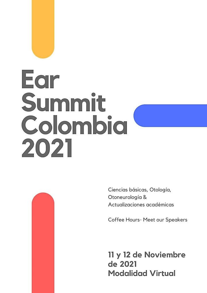 Imagen de Ear Summit Colombia 2021