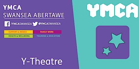 Y-Theatre Summer School  23rd-27th August 2021 tickets
