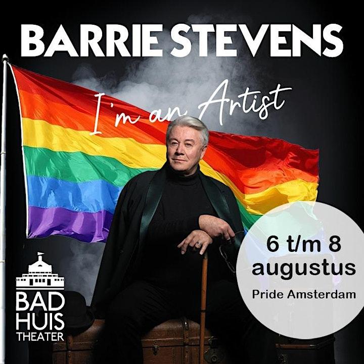 """Afbeelding van """"I'm an Artist"""" met Barrie Stevens"""