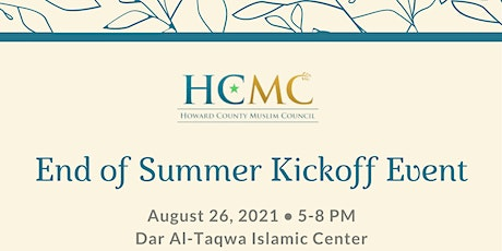 End of Summer Kick-Off Party tickets