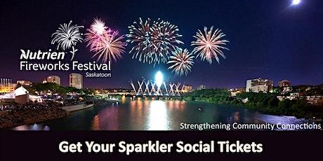 Sparkler Social tickets