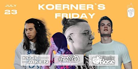 Friday Night at Koerner's tickets