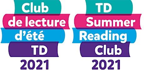 Fête de clôture du Club de lecture d'été/Summer Reading Club Closing Party tickets