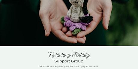 Nurturing Fertility - Support Group tickets