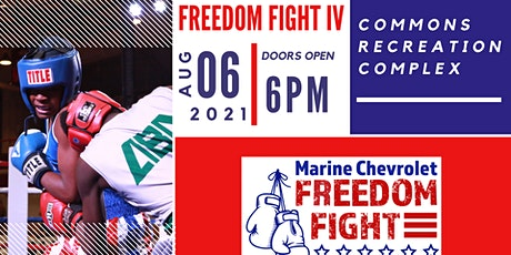 Marine Chevy Freedom Fight Boxing Event tickets