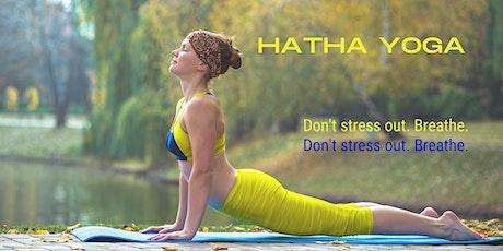 Nieuwkoop on the Move - proefles yoga tickets