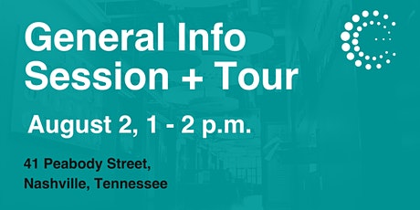 Info Session tickets