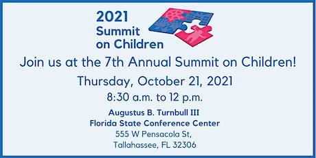 2021 Summit on Children tickets