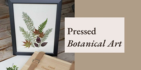 Pressed Botanical Art tickets