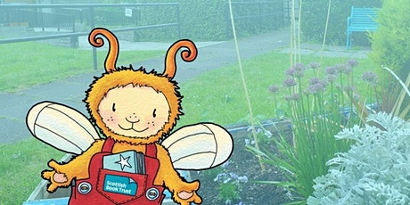 Outdoor Bookbug Session - South Queensferry Library Garden tickets