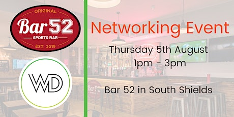 Networking: Bar 52 tickets