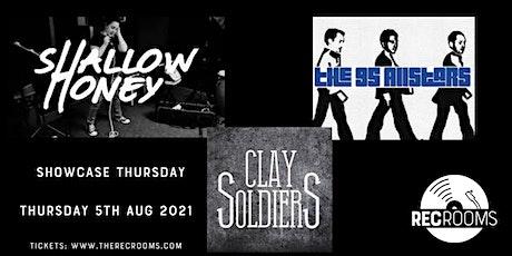 Showcase Thursday - August tickets