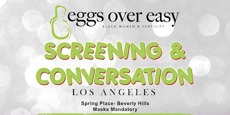 EGGS OVER EASY FILM Screening & Conversation- Los Angeles tickets