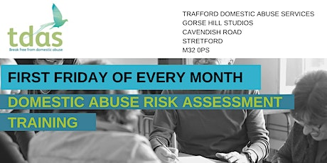 Domestic Abuse Risk Assessment Training tickets