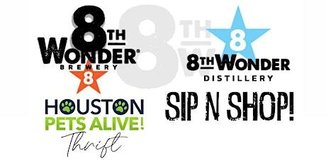 8th Wonder Sip n Shop! tickets
