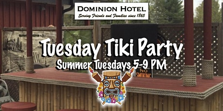 Tiki Tuesday Party tickets
