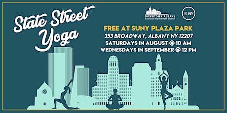 State Street Yoga tickets
