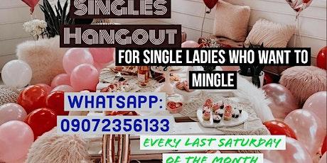 Singles Hangout tickets