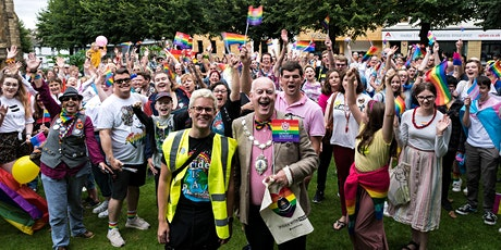 Yeovil Pride March 2021 tickets