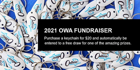 DRAW 6 - Ontario Women Anglers - 2021 Fundraiser tickets