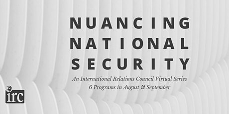 Nuancing National Security: Energy Security tickets