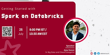 Getting started with Spark on Databricks tickets