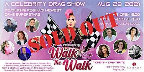 Walk The Walk Fundraiser tickets
