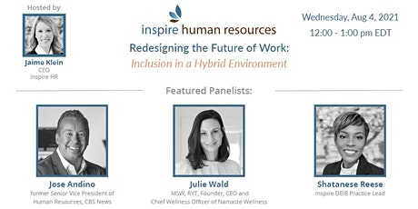 Inclusion in a Hybrid Environment tickets