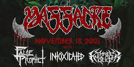 Massacre, Intoxicated, and More in Orlando tickets