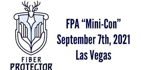 """FPA """"Mini-Con"""" tickets"""