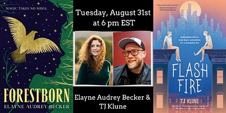 Talk Fantasy with Elayne Audrey Becker and TJ Klune! tickets